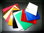 PLASTIC COLOR SAMPLES