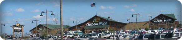 BASS PRO SHOPS, GARLAND, TEXAS
