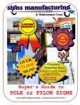 Sign Buyer's Guide to Pole or Pylon Signs Brochure
