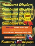 Sunburst Dsiplays Brochure